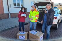 Město Náchod pomáhá sousedům - občanům polského města Kudowa-Zdrój.