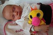 BARBORA AMÁLIE MOTLOVÁ z Jaroměře přispěchala na svět 25. března 2017 ve 4.52 hodin. Holčička vážila 2610 gramů a měřila 46 centimetrů. Radují se z ní nejen maminka Petra, ale i tři sestřičky a tři bráškové. Nejstaršímu sourozenci je 15 let.