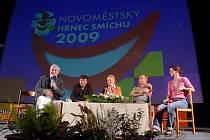 31. ročník Novoměstského hrnce smíchu, neděle 20. září.