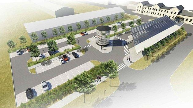 Stavba nového jaroměřského autobusového terminálu začne už vbřeznu.