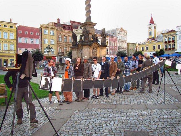 Svatováclavské slavnosti v Broumově.