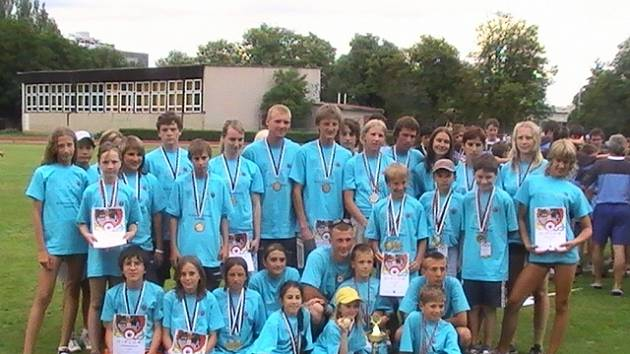 Reprezentanti plhovské základní školy se velkou měrou podíleli na druhém místě Královéhradeckého kraje.