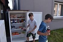 Myšlenkou veřejné lednice je, aby sloužila komukoliv a byla přístupná všem bez rozdílu. Na jedné straně do ní každý může cokoliv dát (v rámci pravidel) a na straně druhé si z ní každý může cokoliv vzít.