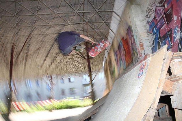 Skate'n'Bike Meeting 2010 v Novém Městě nad Metují