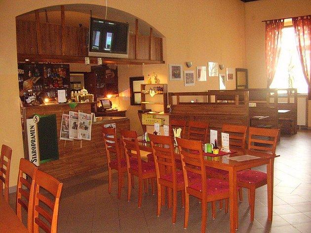 Restaurace Na Dráze.