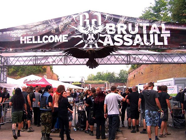 Hellcome to Brutal Assault.