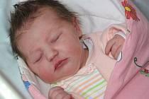 NATÁLIE SLÁMOVÁ poprvé vykoukla na svět 12. května 2016 ve 23.48 hodin. Její míry byly 3605 gramů a 50 centimetrů.S rodiči Monikou Slámovou a Martinem Javůrkem bydlí v Náchodě Babí. Doma se na sestřičku těšil bráška Martínek.