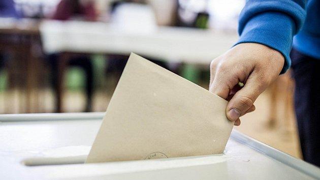 Volby. Ilustrační snímek.