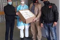 Náchodská nemocnice obdržela dar