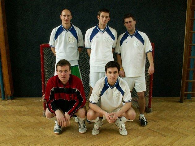 Tým Bamboochy dokázal navázat na své loňské vítězství a v 15. ročníku Dřevíč cupu dominoval.