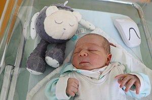 Samuel Winter z Trutnova potěšil svým příchodem na svět maminku Michaelu Winterovou. Narodil se 15. října 2018 v 18,55 hodin a jeho míry byly 3830 gramů a 51 centimetrů.
