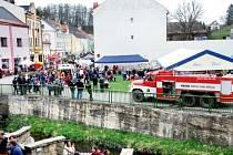 Bohatý program přilákal stovky návštěvníků.