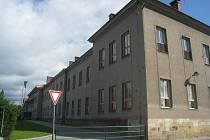Nemocnice v Broumově.