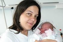 KRISTÝNA POZDĚNOVÁ se narodila  4. 8. 2011 v 8: 04 hodin s délkou 49 cm a váhou 3,080 kg. S rodiči Alenou a Liborem bydlí v Náchodě.