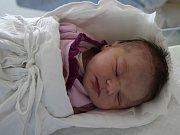 GABRIELA RUNDŠTUKOVÁ ze Slavíkova se narodila 18. ledna 2017 v 03.10 hodin, vážila 3270 gramů a měřila 49 centimetrů. Radost ze svého prvního děťátka mají rodiče Monika a Leoš.