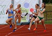 NOVOMĚSTSKÝ Stadion generála Klapálka hostil druhé kolo atletické první ligy družstev mužů a žen.