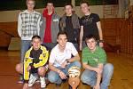 Na konci dlouhého turnaje se z vítězství radovali hráči AZ Vrátno.