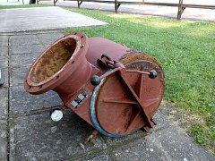 Strojovnu koupaliště zatopila voda