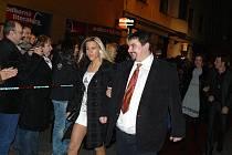 Při celorepublikové premiéře filmu Bastardi 2 navštívila náchodské kino Vesmír i delegace známých herců.