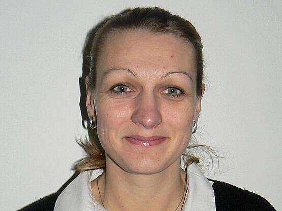 Jana Jirásková.