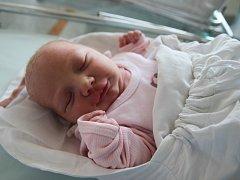 KATEŘINA ŠPAČKOVÁ z Martínkovic poprvé vykoukla na svět 28. března 2017 v 11.38 hodin. Váha ukázala 3270 gramů. Holčička je prvním děťátkem Kateřiny Špačkové a Ondřej Ťahúra.