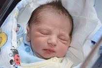 TOMÁŠ JIRKA se narodil 23. října 2013 ve 23:26 hodin s váhou 3015 gramů a délkou 50 centimetrů. S rodiči Romanou Kondělkovou a Michalem Jirkou mají domov v Úpici.