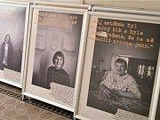 Výstava plakátů Ženy v disentu představuje 21 žen, které se nebály postavit normalizační moci v 70. a 80. letech.