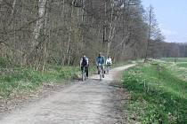 Na kolech lze vyrazit třeba do Ratibořic.