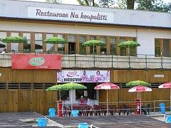 Restaurace Na koupališti.