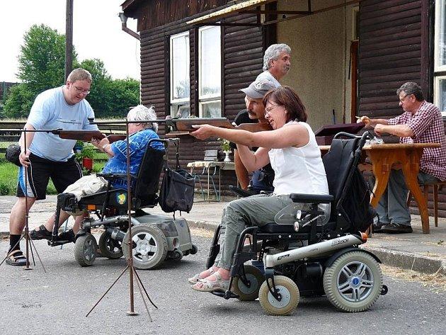 Ve dnech 12. - 14. června 2015 se uskutečnil XXXVI. ročník Ratibořického pojezdu vozíčkářů.