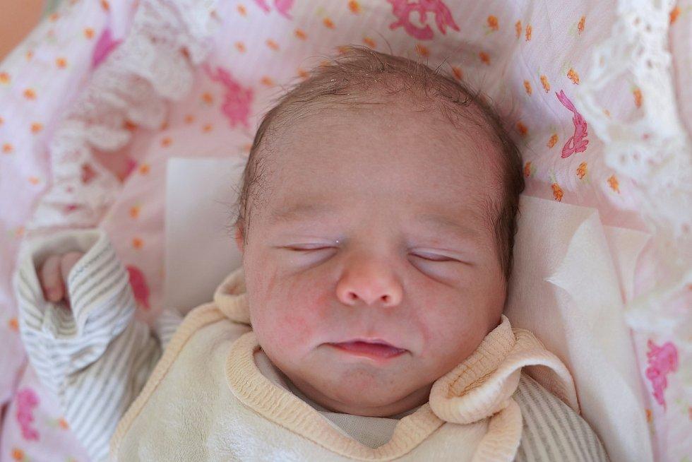 Emma Matěková z Čestic je na světě! Narodila se 10. prosince 2019 ve 12,08 hodin, vážila 3125 g a měřila 47 cm. Z holčičky se radují rodiče Diana Matěková a Josef Stejskal i tříletá sestřička Eliška.