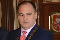 Starosta Náchoda Jan Birke.