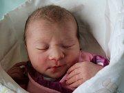 SOFIE HOFMANOVÁ potěšila svým příchodem na svět rodiče Andreu Bekovou a Michala Hofmana z Nového Města nad Metují. Sofinka se narodila 1. února 2017 ve 04.20 hodin, vážila 3300 gramů a měřila 50 centimetrů.