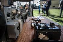 Rota Nazdar přiveze repliku radiostanice Libuše, která se pokusí spojit s radioamatéry z různých míst Evropy a možná i mimo ní.