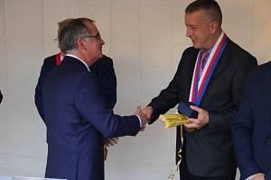 Města Náchod a Persan uzavřela nové partnerství.