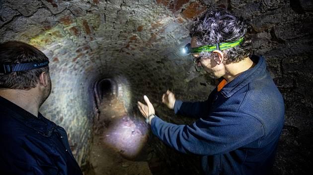 Pevnost Josefov má 40 kilometrů nepřístupných chodeb