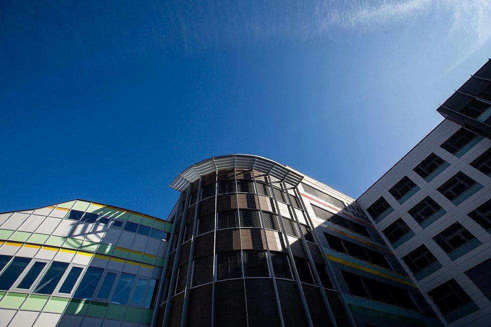 Slavnostní dokončení nemocnice Náchod