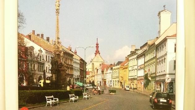 Z pruvodce Jaroměř - Josefov.