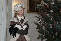 Knížecí Vánoce na zámku v Ratibořicích.