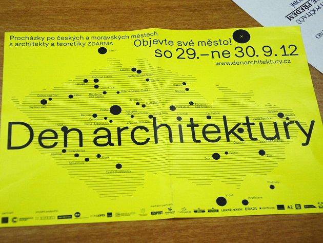 Den architektury v Náchodě.
