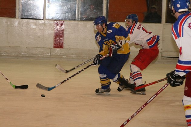 V domácím prostředí přivítají dnes od 18 hodin hokejisté Nového Města soupeře z Kutné Hory.