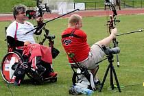 V NOVÉM MĚSTĚ se na tradičním žebříčkovém turnaji handicapovaných představilo na 160 závodníků.
