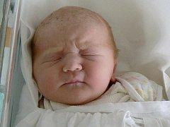 LUCINKA DONÁTOVÁ se narodila 21. října 2011 v 6:05 hodin s délkou 49 centimetrů a váhou 3,40 kilogramu. S rodiči Ivanou a Alešem má domov v Červené Hoře.