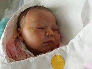 ROSALIE BURYANOVÁ z Opočna se narodila 18. prosince 2016 ve 23.54 hodin. Holčička vážila 3020 gramů a měřila 48 centimetrů.