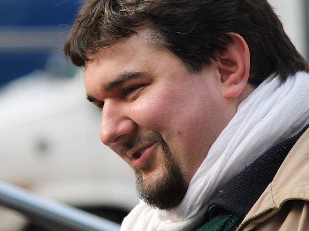 Tomáš Magnusek.