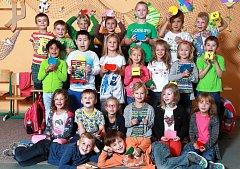 Žáci 1.B ze ZŠ Plhov v Náchodě