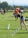HRU KUBB mohou hrát všichni bez rozdílu pohlaví, věku či fyzické kondice.