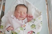 NATÁLIE VONDROVÁ se narodila mamince Lence ve čtvrtek 21. července ve 4:08 hodin ráno. Vážila 2,81 kilogramů a měřila 48 centimetrů. Pro obě své holky si do porodnice přijde tatínek David.