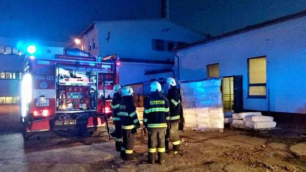 V hale hořela mikrovlnná sušička, škoda je pět milionů korun.