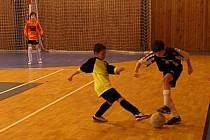 Malé naděje fotbalového řemesla v České Skalici předvedly, že i přes svůj mladý věk dokáží s míčem slušné kousky.